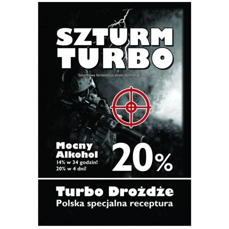 SZTURM Turbo Drożdże