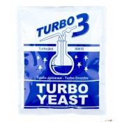 Turbo 3 Turbo Yeast