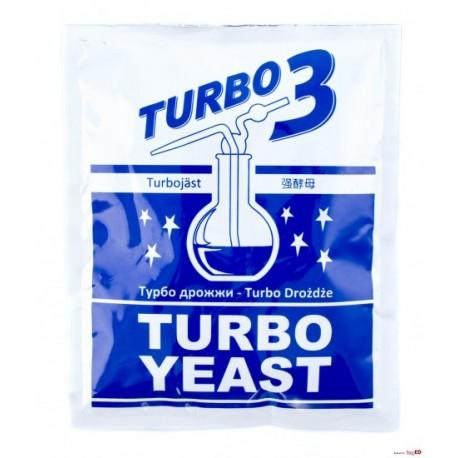 Turbo 3 Turbo Yeast