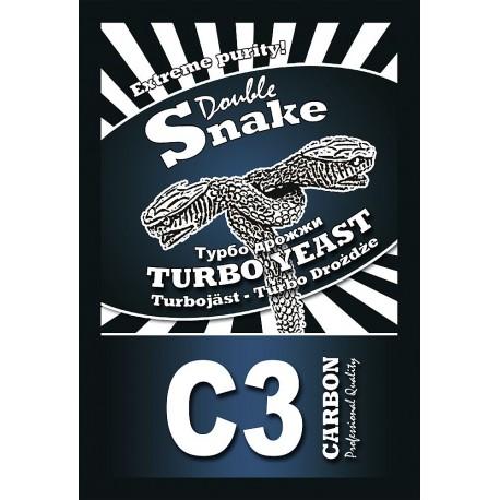 Double Snake Carbon Turbo Drożdże