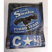 Double Snake C Star Turbo Yeast