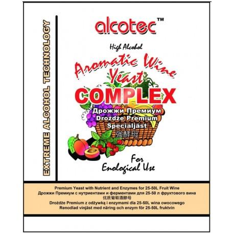 Alcotec Aromatic drożdże do wina