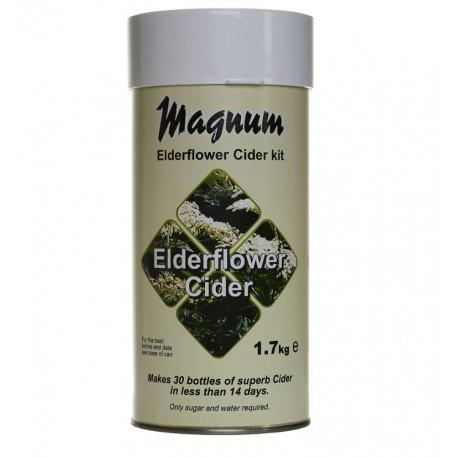 Cydr Magnum Kit Elderflower