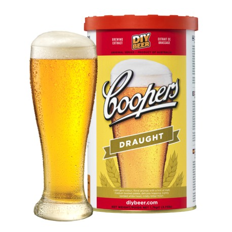 Coopers Brew Kit REAL ALE 1.7kg