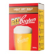 Coopers LIGHT Dry Malt - 500g