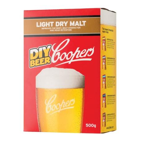 Coopers LIGHT Dry Malt - 500g
