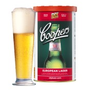 Coopers Brew Kit LAGER EUROPEAN 1.7kg