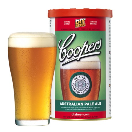 Coopers Brew Kit  Mexican Cerveza (1.7kg)