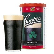 Coopers Brew Kit Irish Stout (1.7kg)