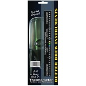 Better Brew Full Range LCD Thermometer (0-30C°)