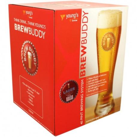 BrewBuddy Starter Kit Lager 40pt ( 23l )