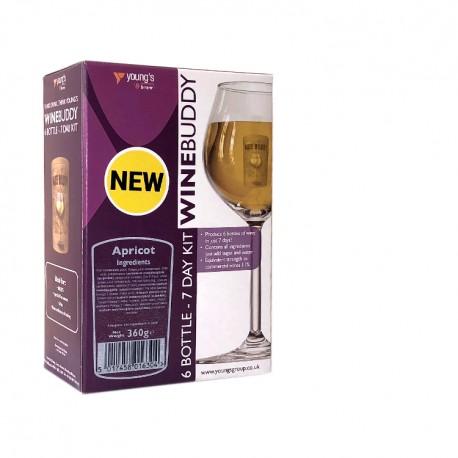 6 Bottle ( 4,5l)  Wino Morela WineBuddy