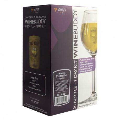 6 BottleWhite Zinfandel WineBuddy Wine