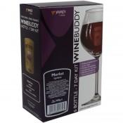 6 Bottle ( 4,5l)  Wino Merlot WineBuddy