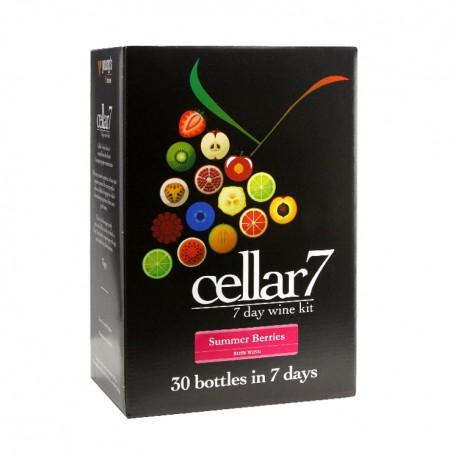 Cellar 7 Fruit Summer Berries - Makes 30 Bottle