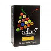 Cellar 7 Owocowe brzoskwinia i mango - Zestaw na 30 butelek
