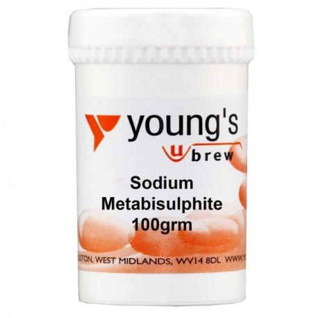 Sodium Metabisulphite  100grm