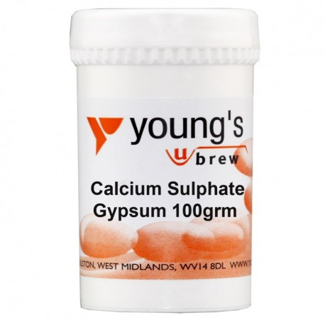 Calcium Sulphate Gypsum 100grm