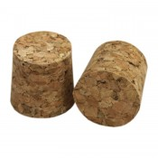 Natural Cork for  1gal demijohn / Solid
