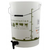 25 Litre Fermentation Vessel with Tap