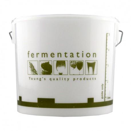 25 litrowe wiaderko fermentacyjne z kranem
