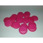 Raspberry Boottle crown caps 26mm x 100