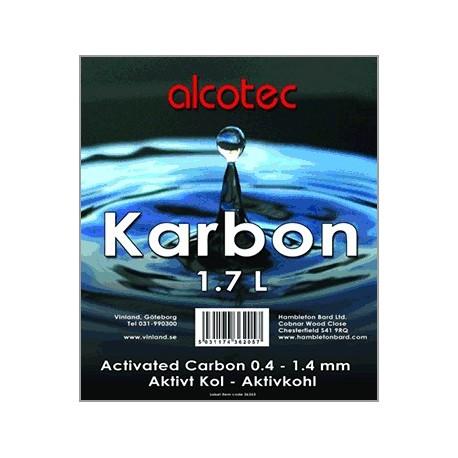 Alcotec Karbon Activated Carbon 1.7l 0.4 - 1.4